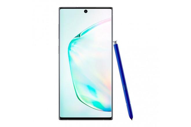 Celular SAMSUNG Galaxy Note 10 - 256 GB  Plateado + Buds + Cover4