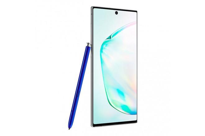 Celular SAMSUNG Galaxy Note 10 - 256 GB  Plateado + Buds + Cover5