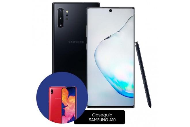 Celular SAMSUNG Galaxy Note 10+ DS 256 GB  Negro19