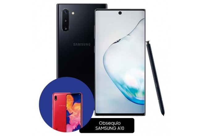 Celular SAMSUNG Galaxy Note 10 DS 256 GB  Negro14
