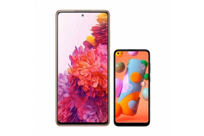 AMSUNG Galaxy S20 FE 256GB Naranja-1
