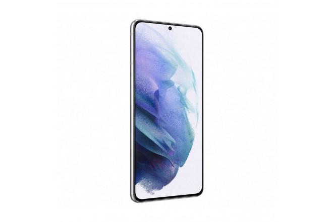 Combo Celular SAMSUNG Galaxy S21 Plus 256GB Plateado + Galaxy Smart TAG-9