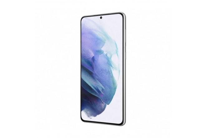 Combo Celular SAMSUNG Galaxy S21 Plus 256GB Plateado + Galaxy Smart TAG-10