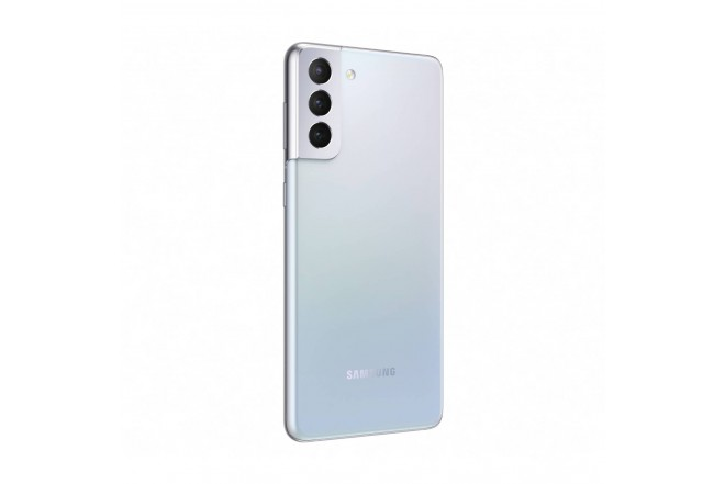 Combo Celular SAMSUNG Galaxy S21 Plus 256GB Plateado + Galaxy Smart TAG-11