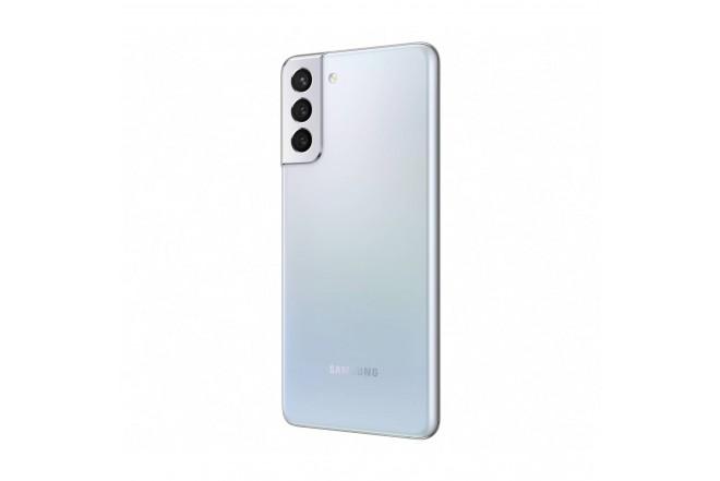 Combo Celular SAMSUNG Galaxy S21 Plus 256GB Plateado + Galaxy Smart TAG-12