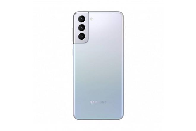 Combo Celular SAMSUNG Galaxy S21 Plus 256GB Plateado + Galaxy Smart TAG-13