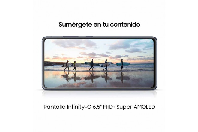 SAMSUNG Galaxy S20 FE 128GB Verde-4