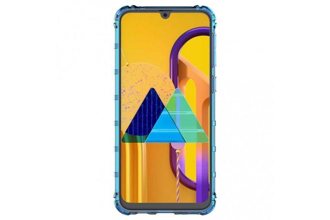 Celular SAMSUNG Galaxy M31  128GB Negro + Cover Azul1