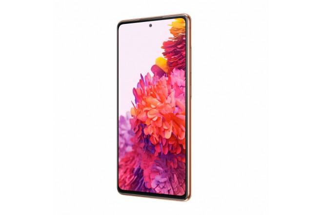 SAMSUNG Galaxy S20 FE 128GB Naranja-10