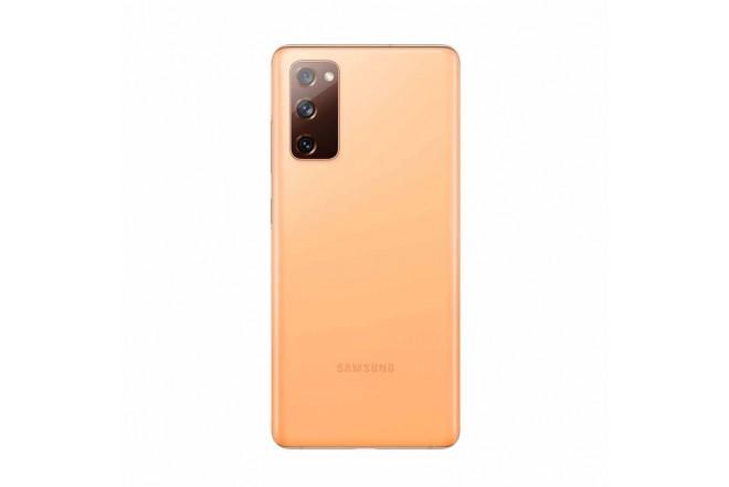 SAMSUNG Galaxy S20 FE 128GB Naranja-11