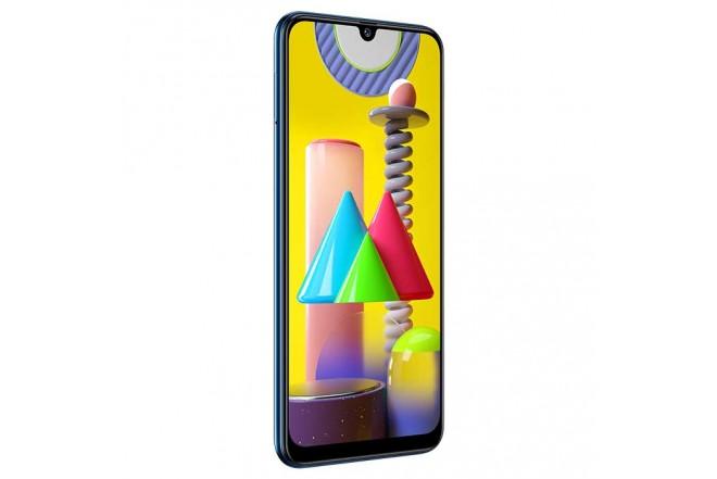 Celular SAMSUNG Galaxy M31  128GB Azul + Cover Negro4