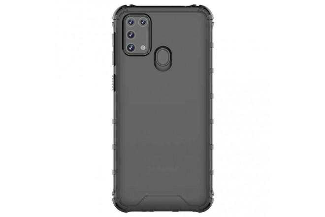 Celular SAMSUNG Galaxy M31  128GB Azul + Cover Negro2