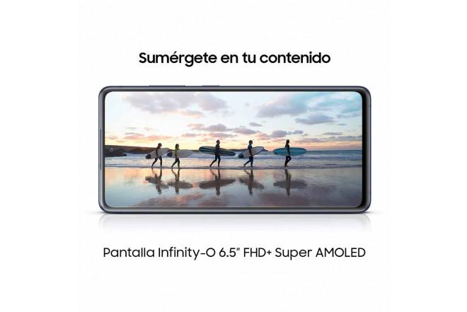 SAMSUNG Galaxy S20 FE 256GB Azul-4