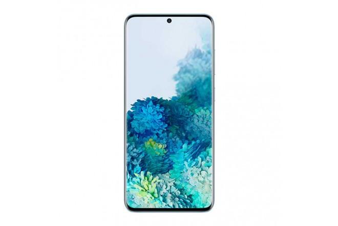 Combo Celular SAMSUNG Galaxy  S20 128GB Azul + Buds Blanco2