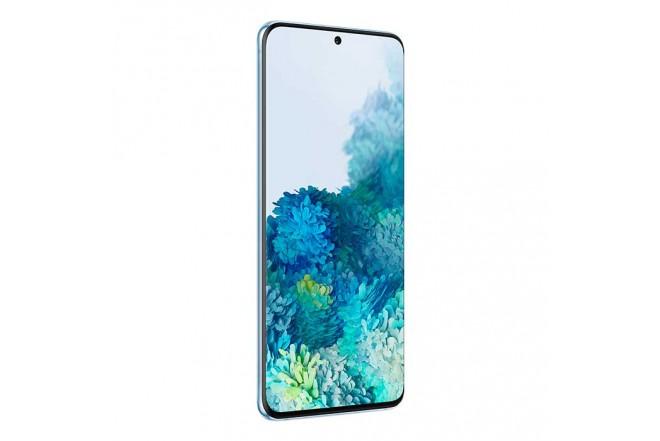 Combo Celular SAMSUNG Galaxy  S20 128GB Azul + Buds Blanco3