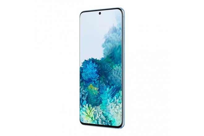 Combo Celular SAMSUNG Galaxy  S20 128GB Azul + Buds Blanco4