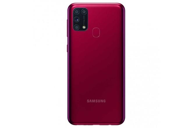 Celular SAMSUNG Galaxy M31  128GB Rojo + Cover Negro6