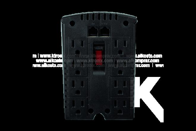 Regulador MTEK 600VA