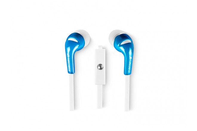 Audífono ESENSES Alámbrico In Ear ML Azul