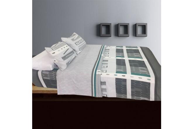 Juego de cama K-LINE Sencillo Estampado Geométrico