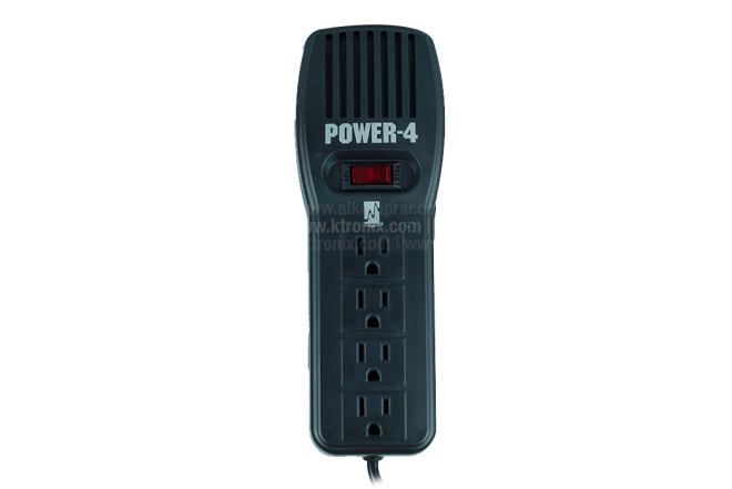 Regulador Voltaje Power-4 MAGOM