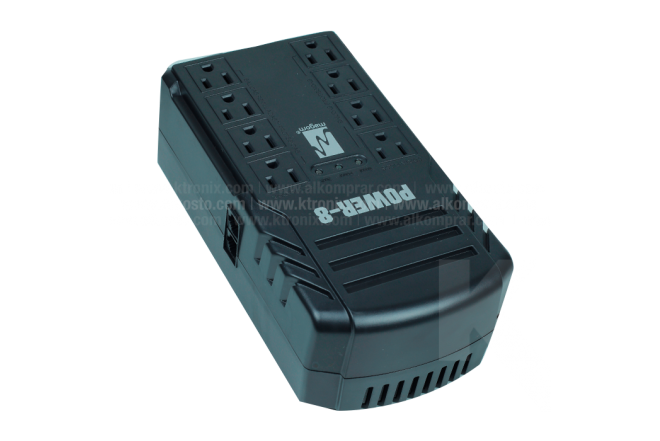 Regulador Voltaje Power-8 Magom x1