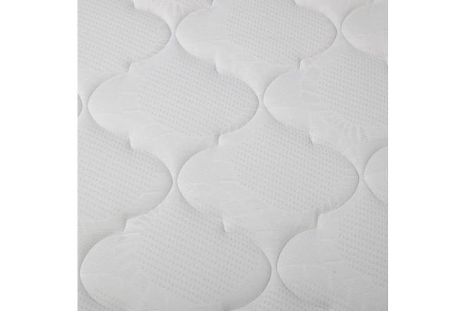 Colchón Resortado Sencillo DORMILUNA Mercurio Unitop 100 x 190 cm