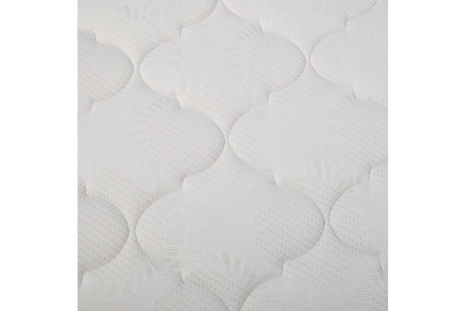 Colchón Resortado Doble DORMILUNA Mercurio Unitop 140 x 190 cm