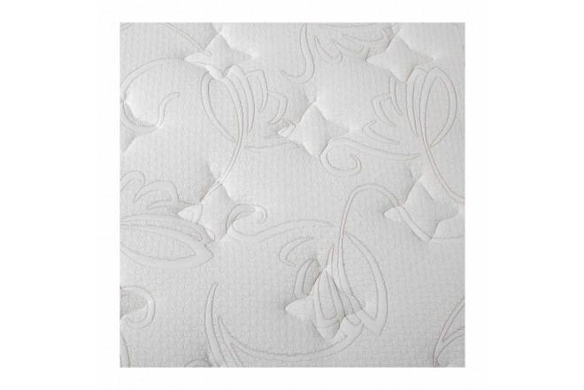 Colchón Resortado Sencillo DORMILUNA Mercurio Top 100 x 190 cm3