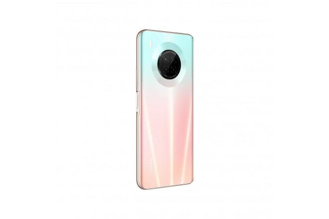 Combo Celular HUAWEI Y9A Rosado - Sakura Pink + Audifono CM70-5