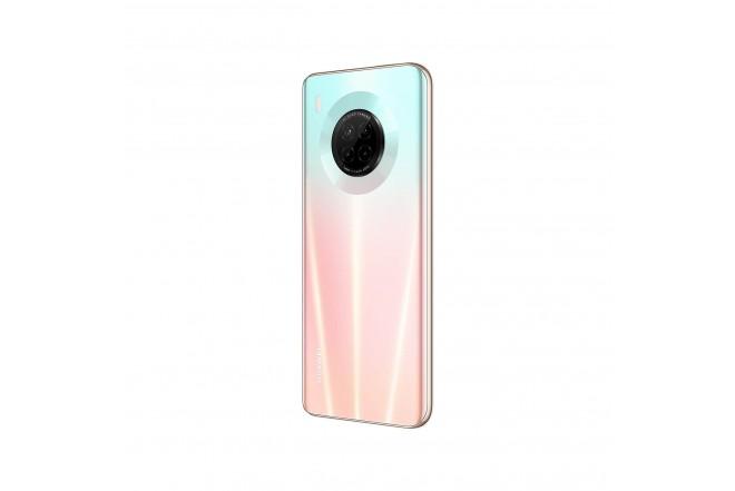 Combo Celular HUAWEI Y9A Rosado - Sakura Pink + Audifono CM70-7