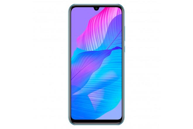 Combo Celular HUAWEI Y8P 128GB Azul Morado - Breathing Crystal + Audífonos Inalámbricos 4
