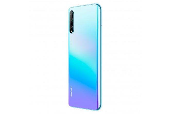 Combo Celular HUAWEI Y8P 128GB Azul Morado - Breathing Crystal + Audífonos Inalámbricos 5