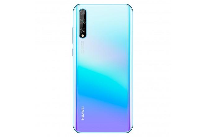 Combo Celular HUAWEI Y8P 128GB Azul Morado - Breathing Crystal + Audífonos Inalámbricos 6