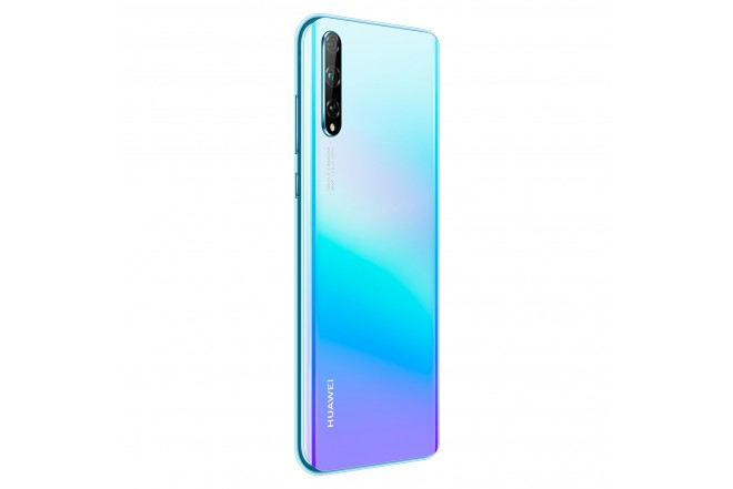 Combo Celular HUAWEI Y8P 128GB Azul Morado - Breathing Crystal + Audífonos Inalámbricos 7
