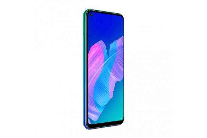 Combo Celular HUAWEI Y7P 64GB Azul - Aurora Blue + Audífono AM61_4