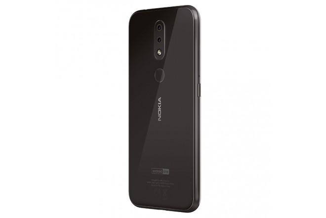 Celular NOKIA  4.2 Negro 32GB + Plug Wifi7