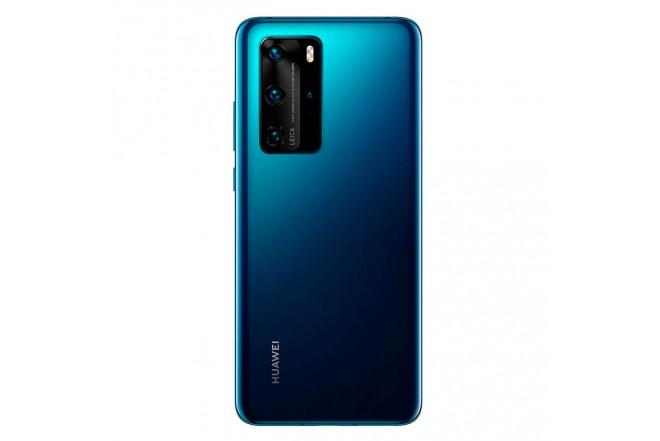 Combo Celular HUAWEI P40 Pro 256GB Azul (Deep Sea Blue)+ Freebus 3 + Y9 Prime