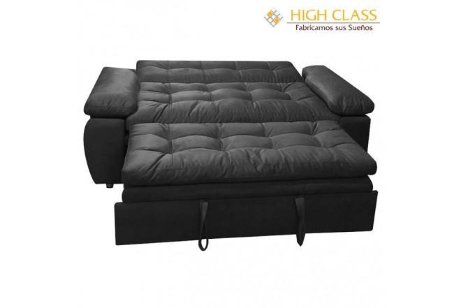 Sofá cama HIGH CLASS Car Yoga Gris