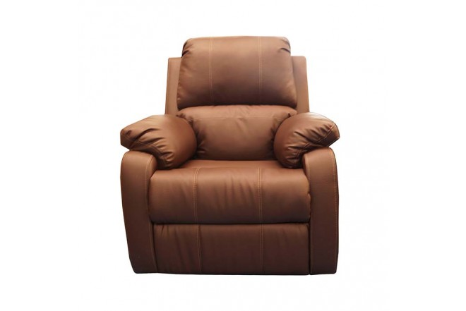 Poltrona Reclinable HIGH CLASS Connor Africa Chocolate