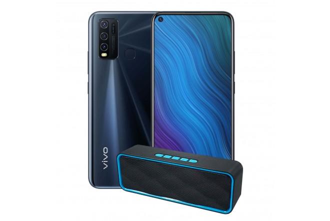 Celular VIVO Y50 - 128GB Negro - Starry Black _7