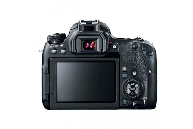 Cámara Profesional Canon EOS 77 D-2