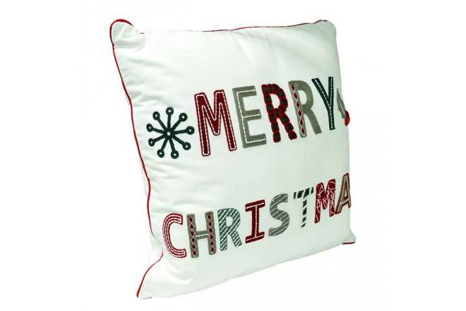 Cojín decorativo Navidad KLINE Merry Christmas_2