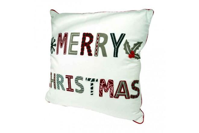 Cojín decorativo Navidad KLINE Merry Christmas_3