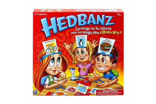 BOING GAMES Hedbanz