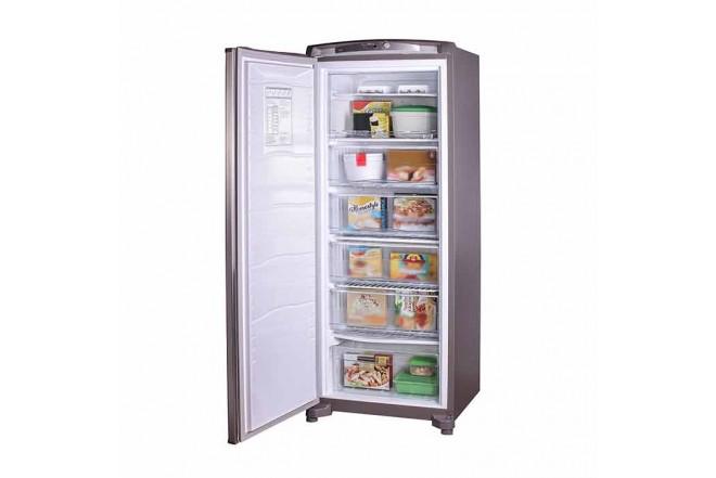 Congelador Vertical WHIRLPOOL 260 Lts WVU26EKTWF Gris2