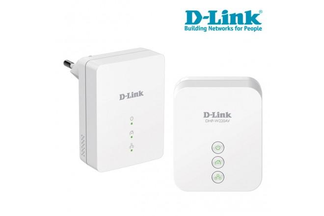 Kit Powerline D-LINK N150 Mbps