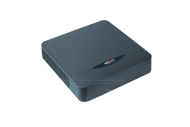 Kit Cámara Seguridad NEXXT 4 Channel/2 cámaras 500GB