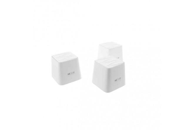 Router Inalámbrico NEXXT Tecnología Mesh AC1200 3 Unidades  3