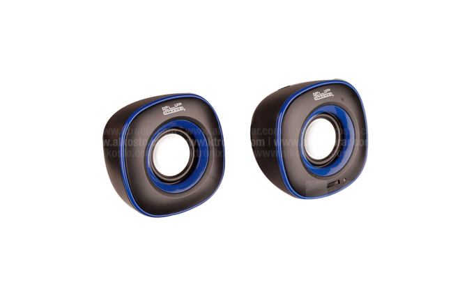 Parlante KLIP XTREME 6 W USB 3.5 mm Azul